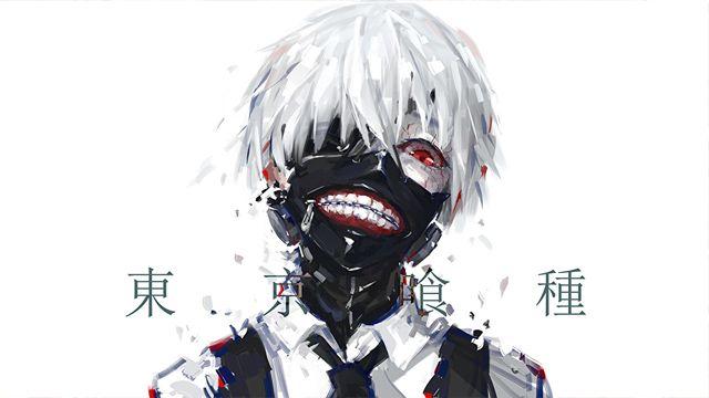 东京食尸鬼(东京喰种)
